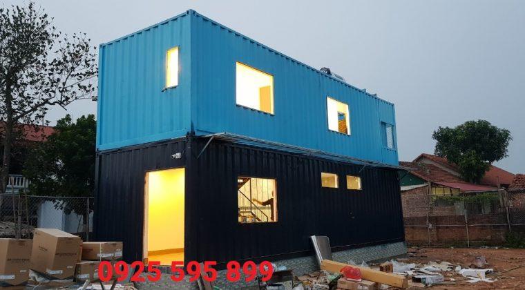 thi công nhà container tại Hà Nội
